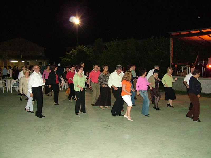 Lezione balli di gruppo