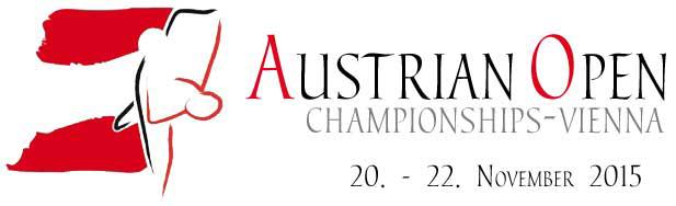 Austria Vienna  20.22/11/2015 – Gara Internazionale- Iacovissi Angelo Restante Cinzia