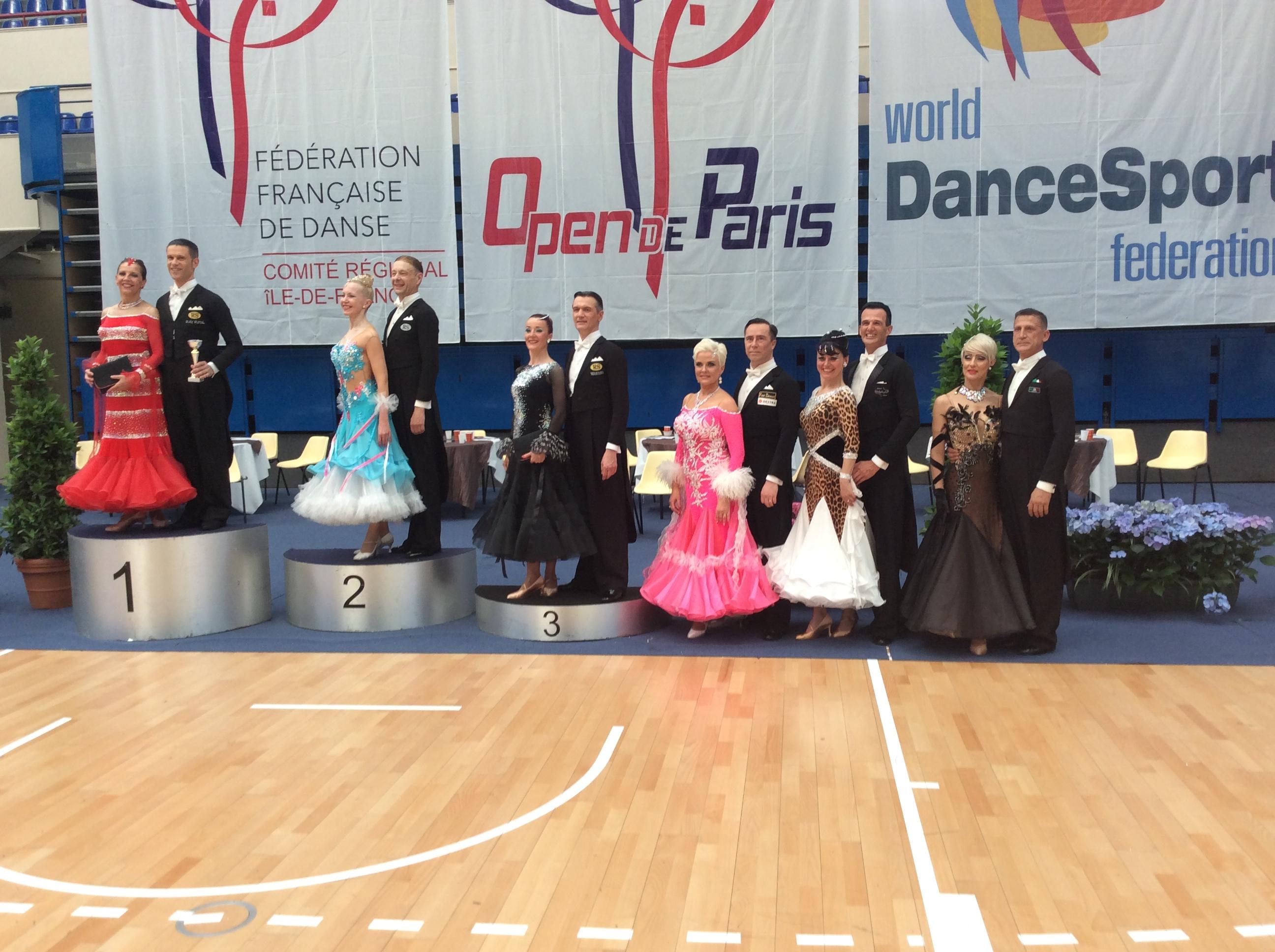 Gara Internazionale Parigi 2017