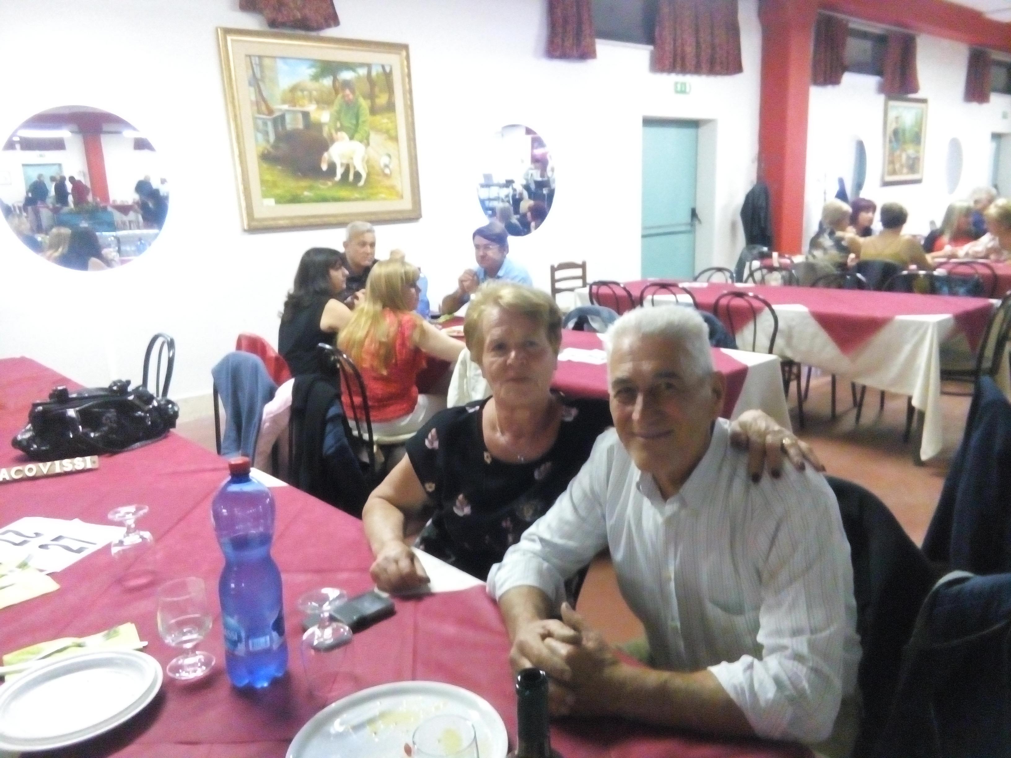 Nozze d'oro Giuseppe e Elivira As dancesport family