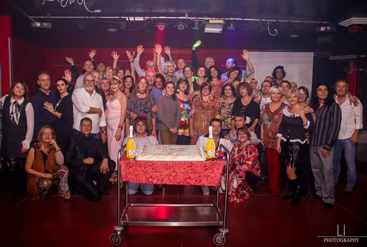 Party anni 70 Evento As dancesport