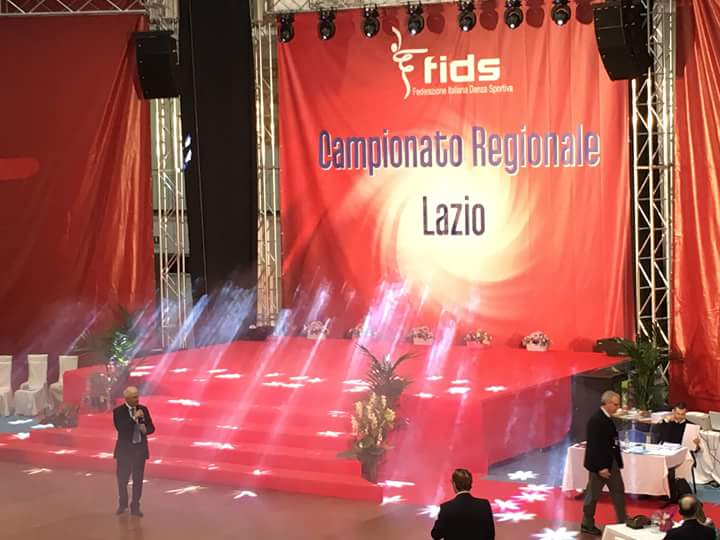Campionato regionale di danza sportiva FIDS 2018 Velletri