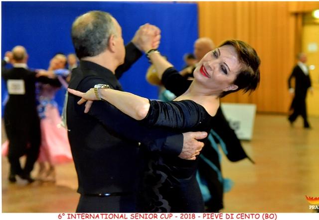 De Padua Luciano De Franco Caterina Gare Nazionali Pieve Di Cento- Pescara – Campionati Italiani Danza Sportiva
