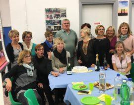 Festa di compleanno nell'asdancesport family