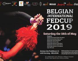 Gara Internazionale Belgio Fed CUP 2019