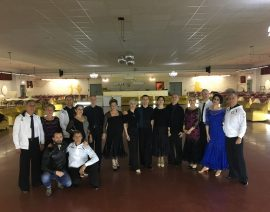 Asdancesport Stage studio Supercoach Benedetto Ferruggia Claudia Koelher