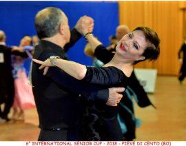 De Padua Luciano De Franco Caterina Gare Nazionali Pieve Di Cento- Pescara - Campionati Italiani Danza Sportiva